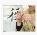 田蕴章硬笔书法一日一字欧体楷书技法讲座15张DVD