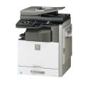 南京夏普复印机坏了打印字体很黑上门维修