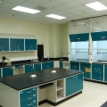 昆明钢木中央实验台 全钢实验台