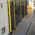 济南供应车间隔离网 机器人防护网 物流厂区隔断网