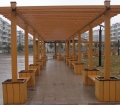 东莞园林景观防腐木户外景观防腐木材料木地板