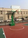 山东厂家批发零售篮球架等篮球场地配套设施