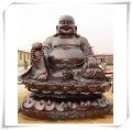 铜弥勒佛生产-铜弥勒佛直销-铜弥勒佛雕塑