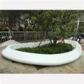 玻璃钢大型树池 玻璃钢异形休闲椅厂家定制生产直销
