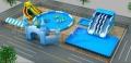 宁波支架水池专业订制-PVC移动支架游泳池