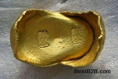 清代金元宝国内价位是多少