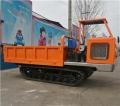 载重4吨履带拉土运输车厂家定做