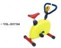 上海英奇利健身器材YQL-D37104儿童健身车