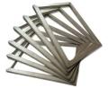 太原晶彩玻璃丝印网框铝合金框价格优惠