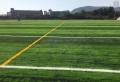 人造草足球场做法
