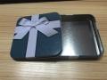 铁盒包装 马口铁 正方形 礼品铁盒 质量保证