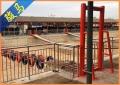 陕西景区气垫网红桥