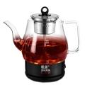 载道煮茶器安化黑茶壶大容量1.5L蒸汽蒸茶壶批发