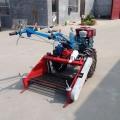 新型大蒜收获机 四轮带动起蒜机 花生收获机