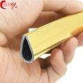 情湘悦批发鞋柜带胶装饰条 电镀色U8银色金色包边条