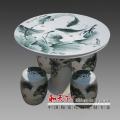 陶瓷凉凳子 陶瓷凳子定制厂家 专业定制陶瓷桌凳厂家