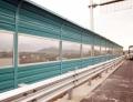 声屏障供应高速公路铁路防噪音彩钢声屏障