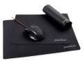 速度型橡胶游戏鼠标垫防滑锁边鼠标垫定制厂家