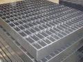 行人通道钢格栅板A镀锌钢格板A专业钢格栅厂家