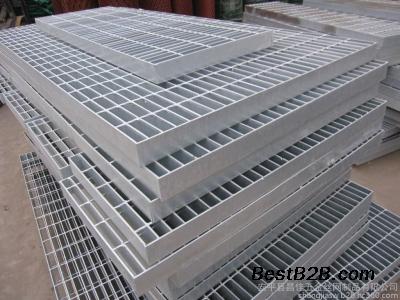 厂家直销 钢架检修镀锌格栅板 镀锌钢格栅板厂家