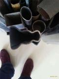 镀锌带梯子管、镀锌带梯子管厂家