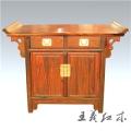 大红酸枝五斗柜客厅装修首选家具