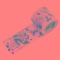 来图定制烫金特油梦幻世界、恶魔小男孩系列和纸胶带