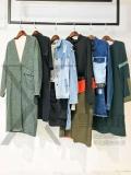 上海知名女装品牌折扣店米梵&张莉19春装新款货源