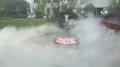 四川重庆园区降温喷雾 众策山水造景喷雾系统造雾机