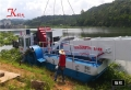 安徽收集水草船 打捞粉碎水葫芦机械