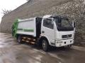 环卫压缩垃圾车厂家 6立方压缩垃圾车能拉多少吨