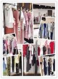 太平鸟广州品牌女装秋装连衣裙批发品种齐全