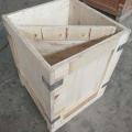 黄岛胶合板木箱定做出口免熏蒸木包装箱通关快载重大送