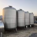 低价出售全新立式不锈钢储罐 30立方化工储罐加工