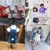 虎门厂家直销网上童装批发货到付款一手夏季时尚童装批