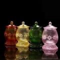 广州琉璃佛具厂家琉璃莲花灯琉璃香炉琉璃酥油灯