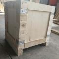 胶南木箱标准 尺寸可根据需求定做防护 牢固性强