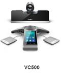 供应周口亿联中小型企业视频会议终端VC500会议系