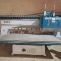 木工数控往复式锯边机 全自动电子锯边机