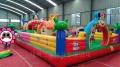 120平方儿童充气城堡 项目