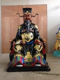 河南树脂佛像厂家、伟人雕塑、包公雕塑