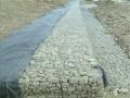 热镀高锌石笼网,PVC包塑石笼网生产厂家
