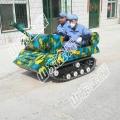 被偏爱的都有恃无恐 双人坦克车 越野坦克车 厂家