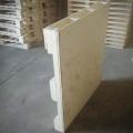 胶合板托盘出口叉车用木卡板 海运木质托盘