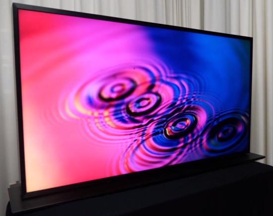 松下发布高端电视MegaCon 实现像素等级调光