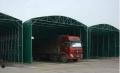 活动雨棚伸缩雨棚推拉蓬遮阳棚停车棚大排档帐篷移动帐