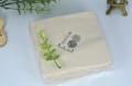 成都爱煜芳菲定制木浆本色纸巾餐巾纸定做本色盒装纸巾