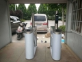 郑州三辊闸 人行通道闸门禁现货供应