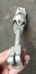 宝马X5E53方向机十字节立柱 助力泵 减震摆臂尾
