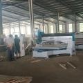 木工数控往复式锯板机 全自动电子锯板机